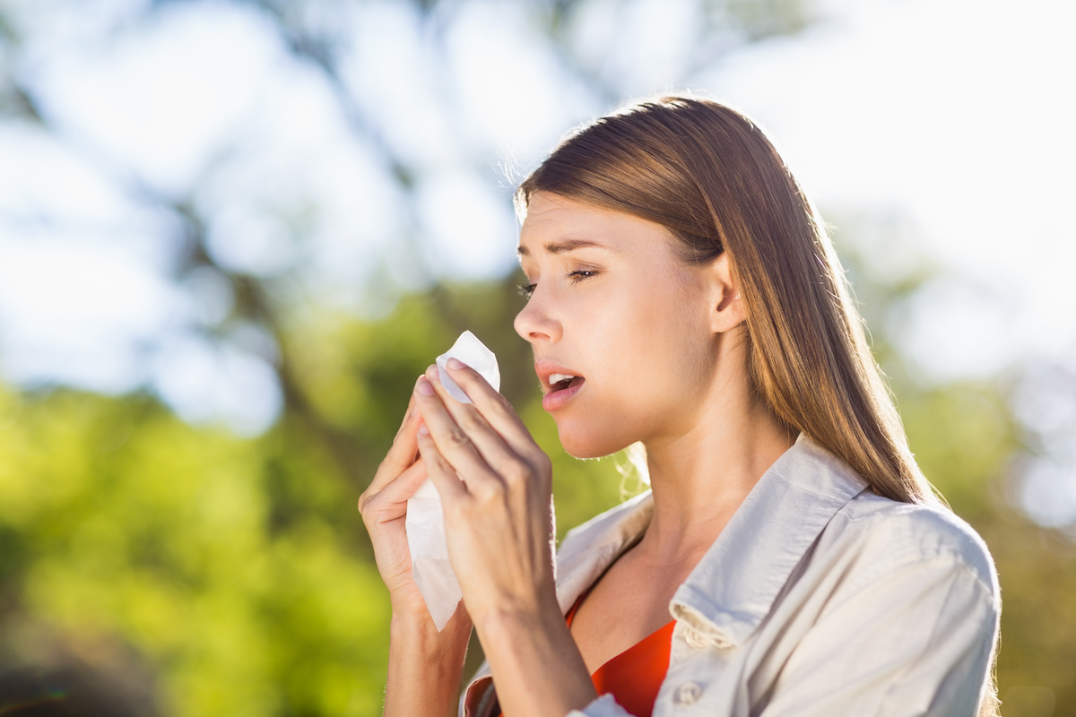 Doctor, me sangra la nariz (causas)