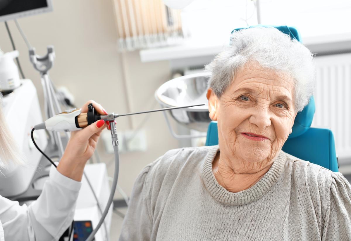Sordera de los mayores: Presbiacusia